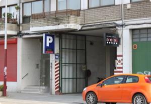 Parking Vigo - Entrada